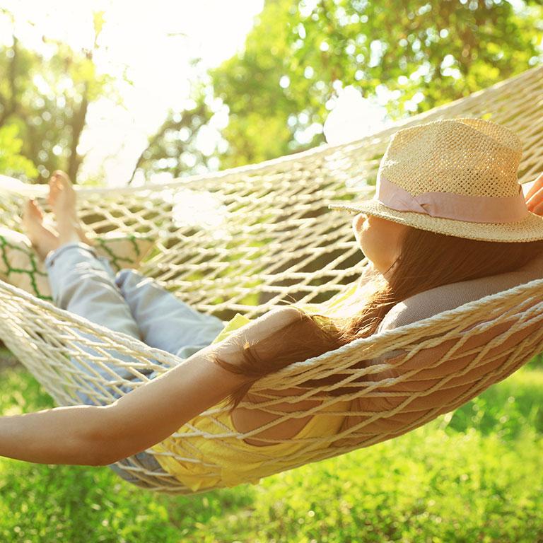 リラックスできる時間を作る